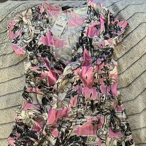 Zara swimsuit cover up